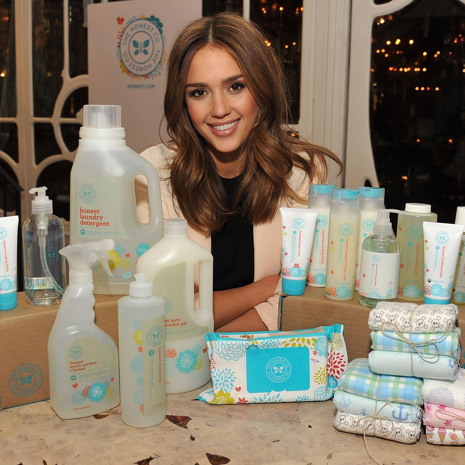 Jessica Alba Launches Eco Friendly Baby Company Jessica Alba