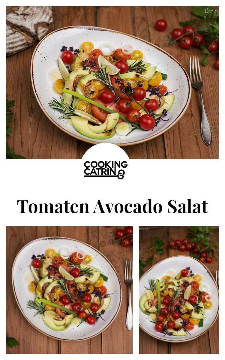 Typische deutsche salate