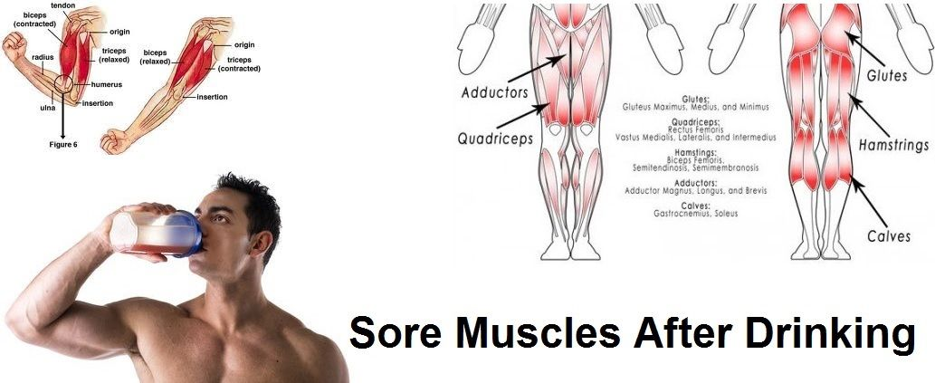 One of the common side effects you will see is sore muscles after drinking too much. The idea is to look into some home remedies and tips for comfort.