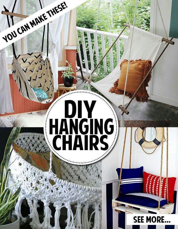 Diy Hanging Chairs