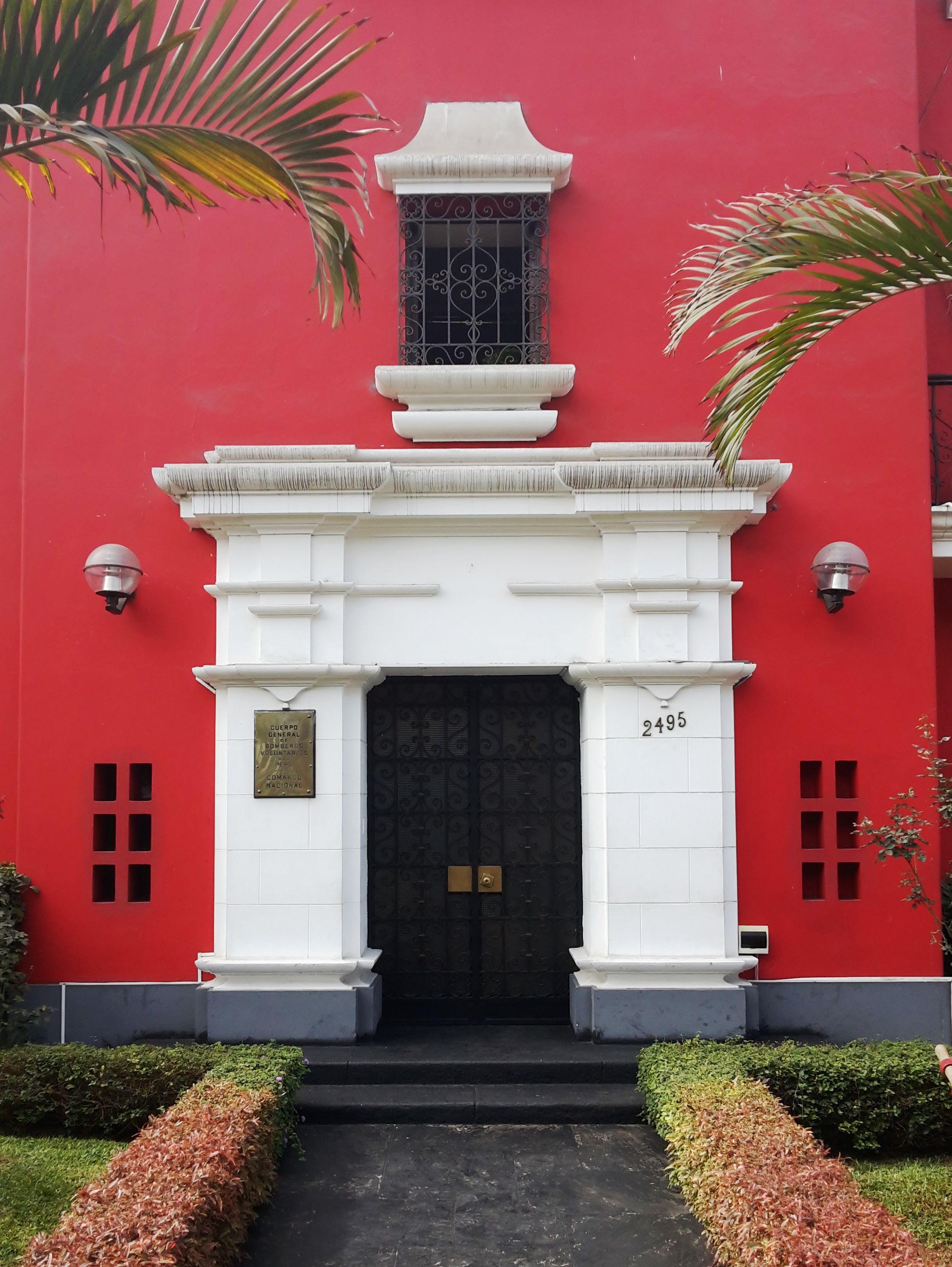 Felipe Salaverry Ave  2495 | San Isidro, Lima, Peru | PERU