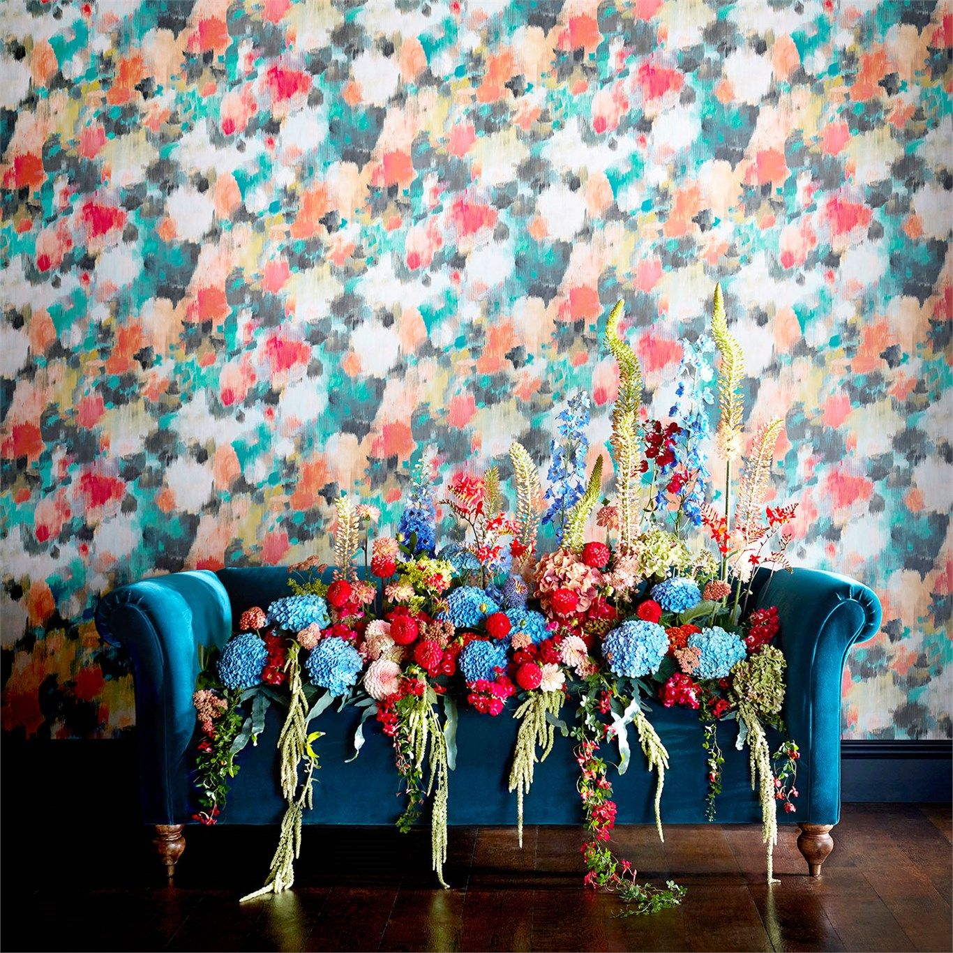 Products harlequin designer fabrics and wallpapers paradise - Products Harlequin Designer Fabrics And Wallpapers Exuberance Hsto111476 Standing Ovation