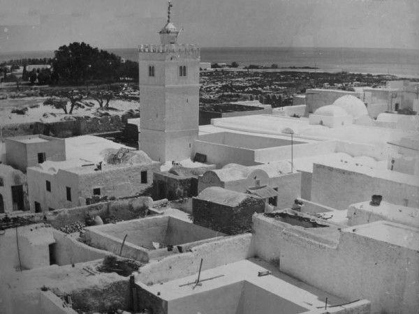 Minaret de la Grande Mosquée d'Hammamet