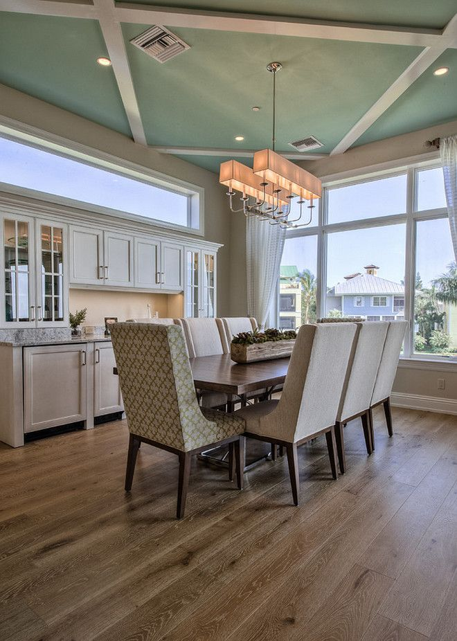 ceiling color is sherwin williams sw6464 aloe calusa on paint colors designers use id=19458
