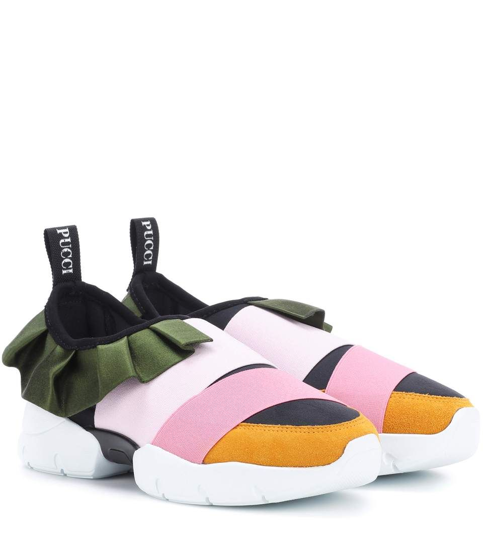 Emilio Pucci Slip-on sneakers clearance pre order for sale for sale free shipping browse sale best place 0xyWsk
