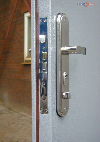 Merveilleux Steel Door Multi Point Locking System