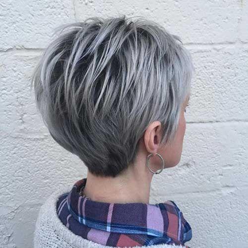2017 Best Short Haircuts for Older Women | Short haircuts, Haircuts ...
