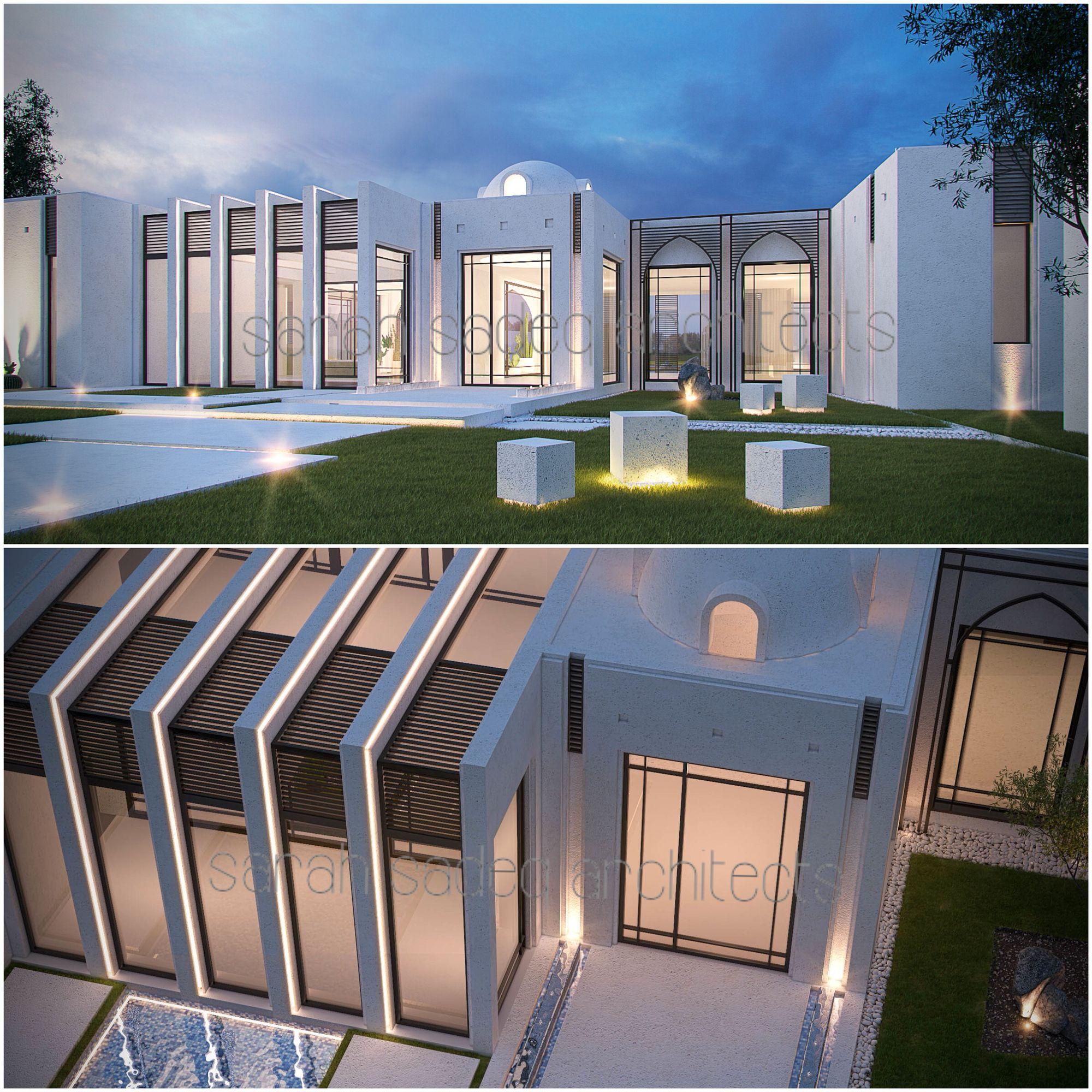 Award winning house at kk nagar chennai designed by ansari architects - Oman Weekend House Sarah Sadeq Architects