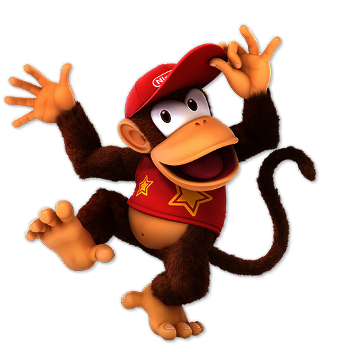 Diddy Kong Guide Super Smash Bros Ultimate Diddy Kong Super Smash Bros Smash Bros
