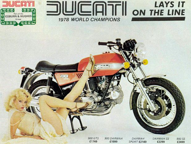 Pin By Glen Whitford On Old Vehicle Ad S Ducati Vintage