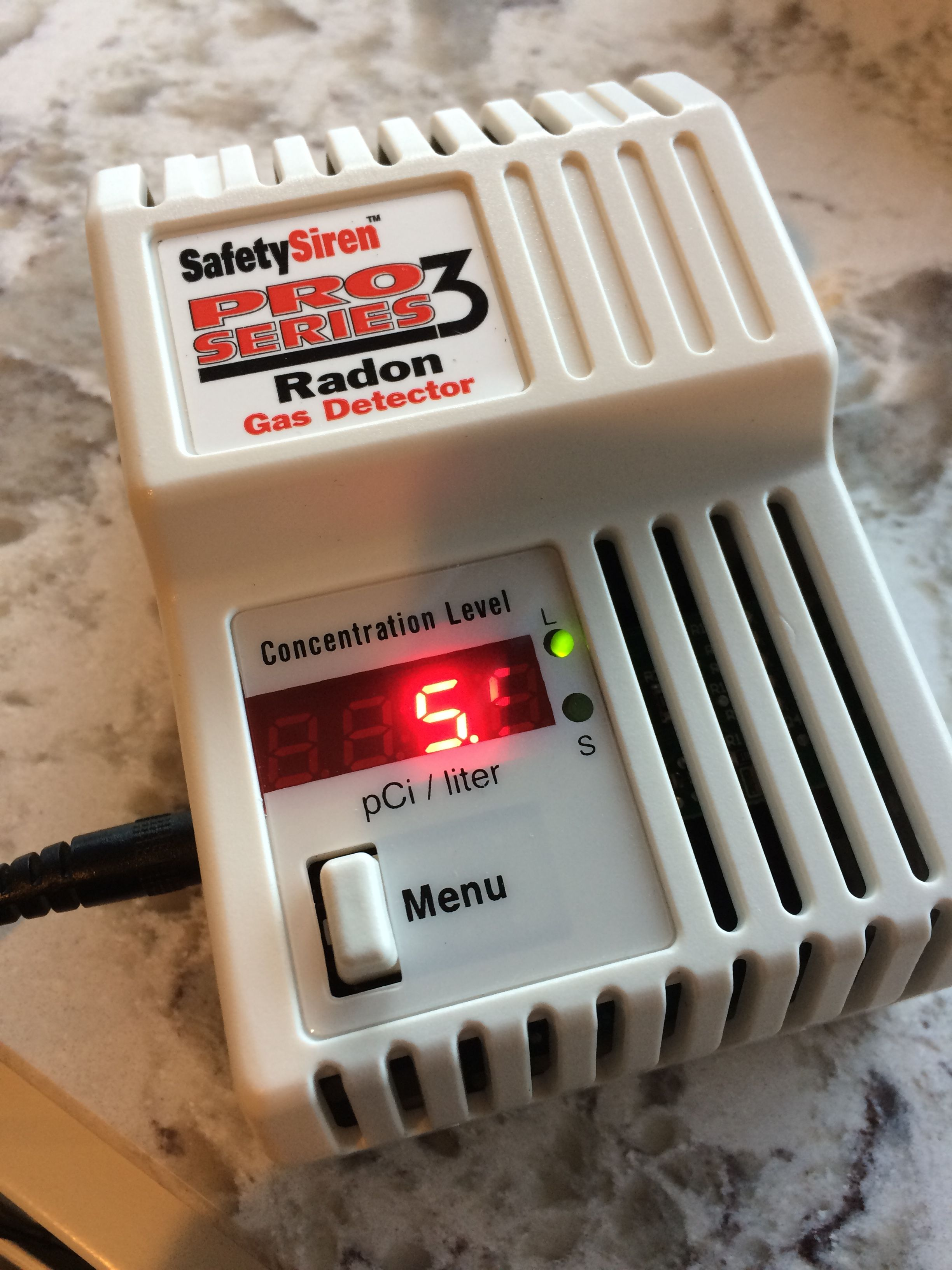 3Rs Construction in Salem, Oregon can do radon testing in