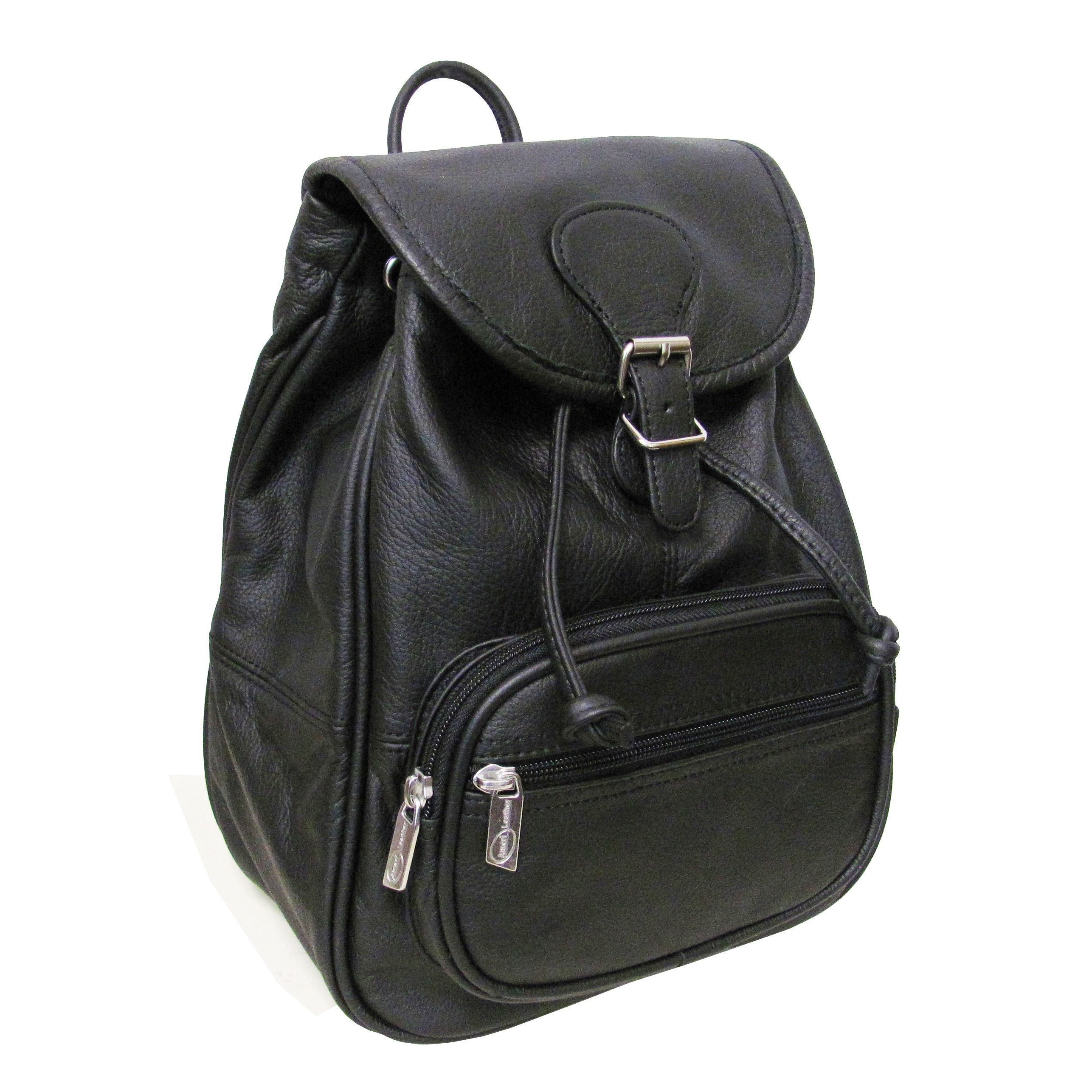 Buy the AmeriLeather Ladies  Leather Backpack at eBags - A simple and  stylish backpack offers storage for your essential items and comfort for  all day use. dbdeea156f9c0