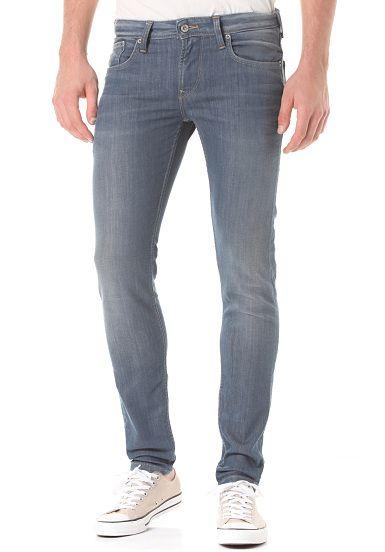 PEPE JEANS Finsbury - Jeans für Herren - Blau