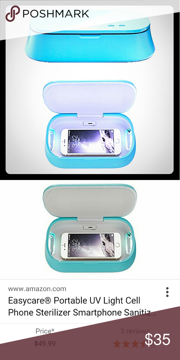 Phone soap portable phone sanitizer holiday gift Great Christmas gift Brand  new easy care phone sanitizer