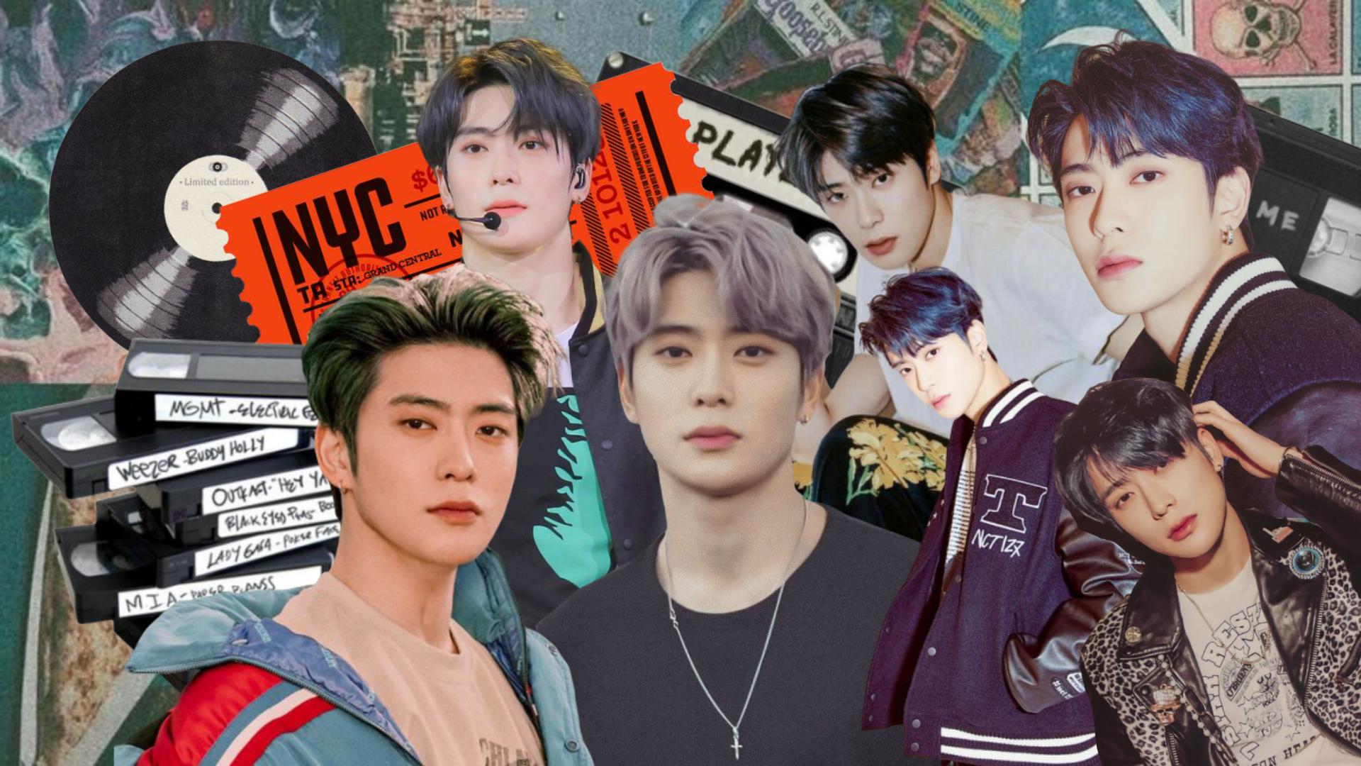 Jung Jaehyun Desktop Wallpaper Di 2020 Gambar Seni Seni Inspirasi