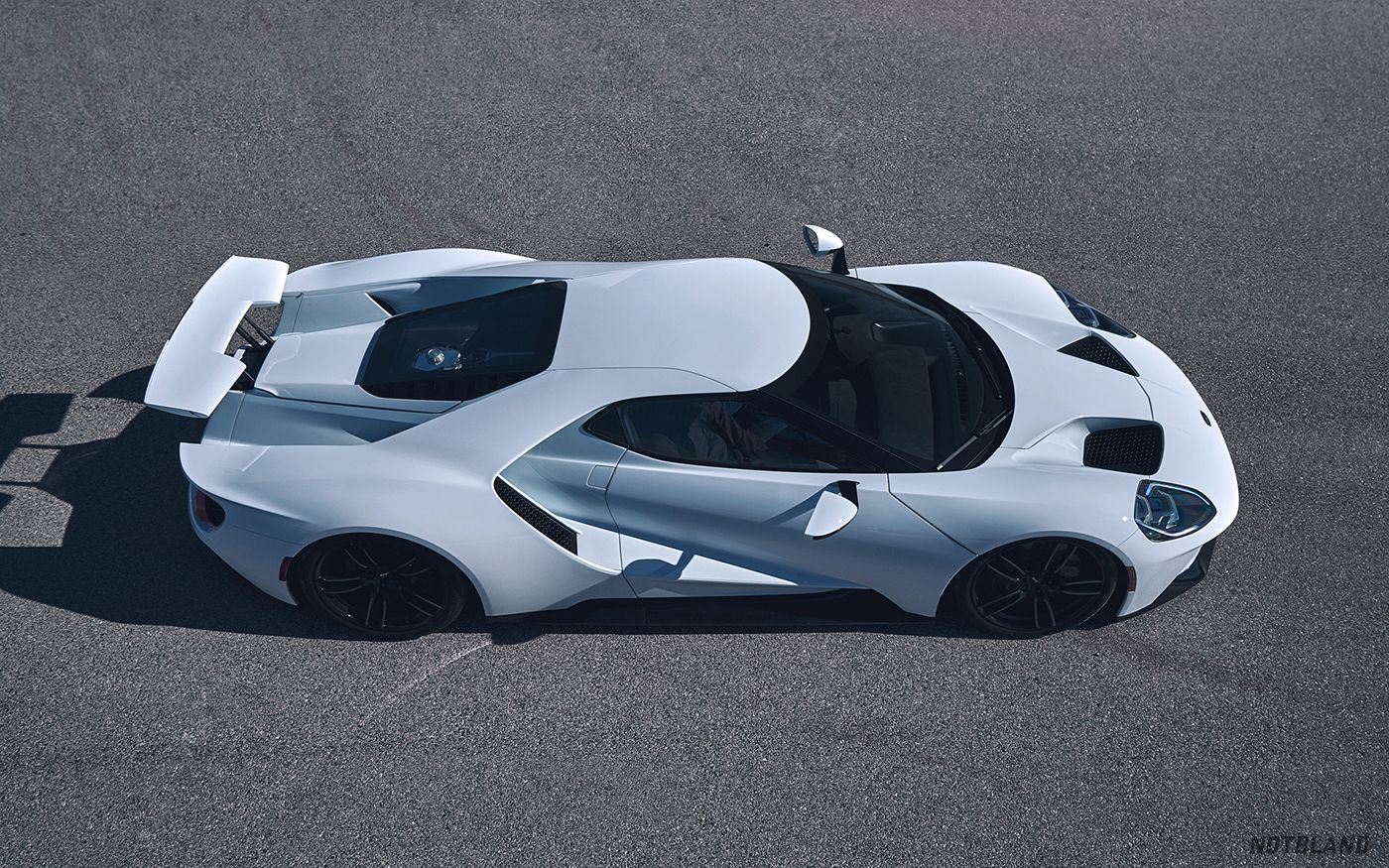 Ford Gt Top Gear On Behance