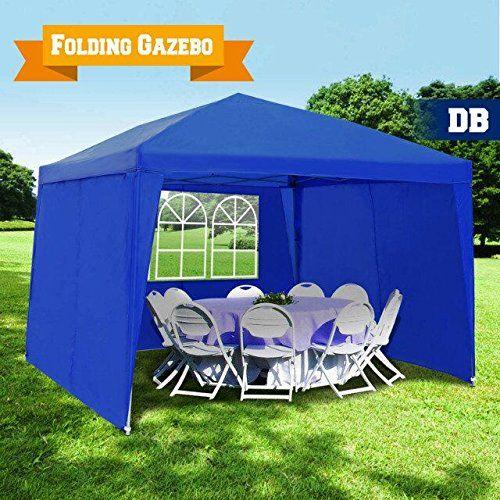 EZ POP UP Wedding Party Tent 10x10 Folding Gazebo Beach Canopy WCarry Bag 210D Oxford Fabric  sc 1 st  Pinterest & EZ POP UP Wedding Party Tent 10x10 Folding Gazebo Beach Canopy ...