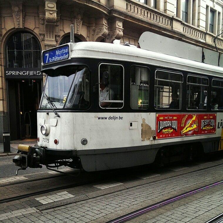 Antuérpia tram