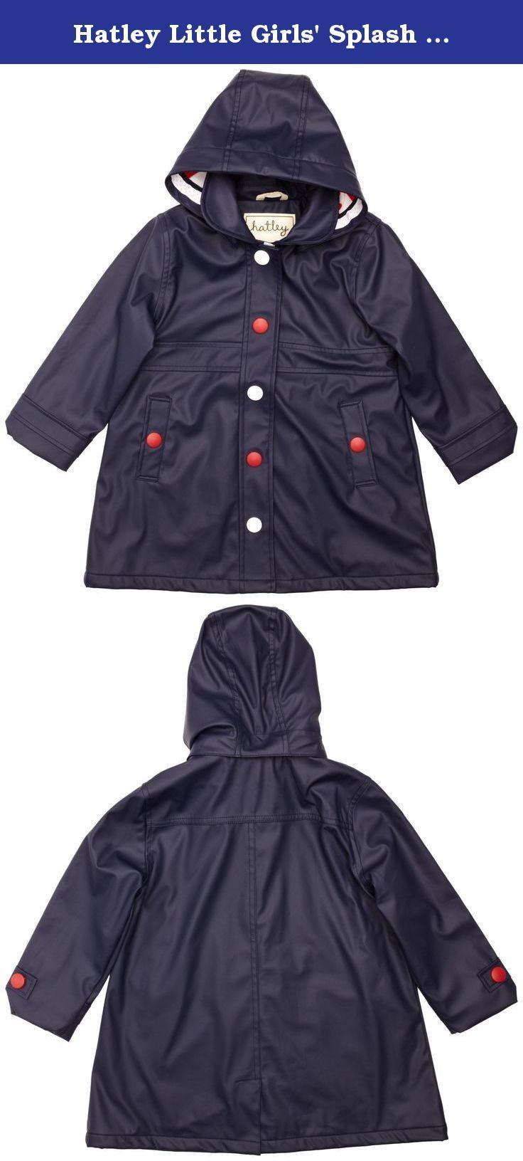 2b667c7b2d88 Hatley Little Girls  Splash Jacket