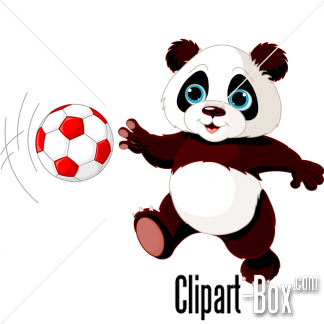 Frau im liegestuhl clipart  CLIPART PANDA PLAYS SOCCER   pandas   Pinterest