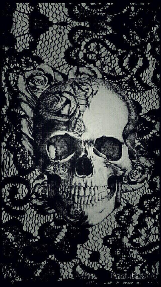 Iphone Wallpaper Skull Dark Fondo De Pantalla Halloween Ideas De Fondos De Pantalla Fondo De Calaveras