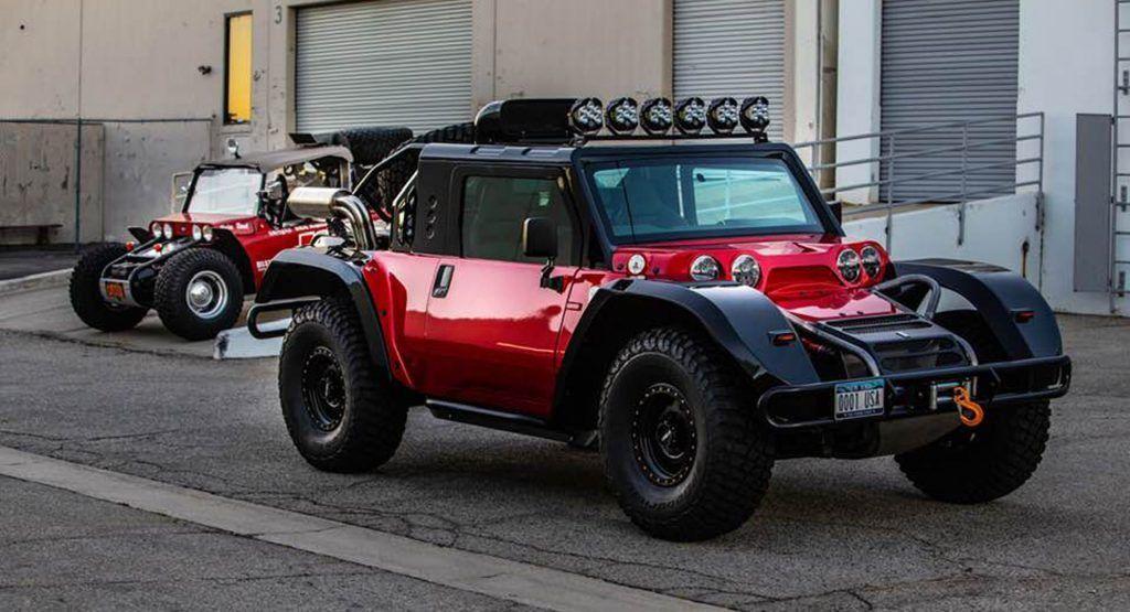 SCG Boot schaffte es, den Baja 1000 Ford Bronco R Didnt zu beenden   - Ford Hot Love -