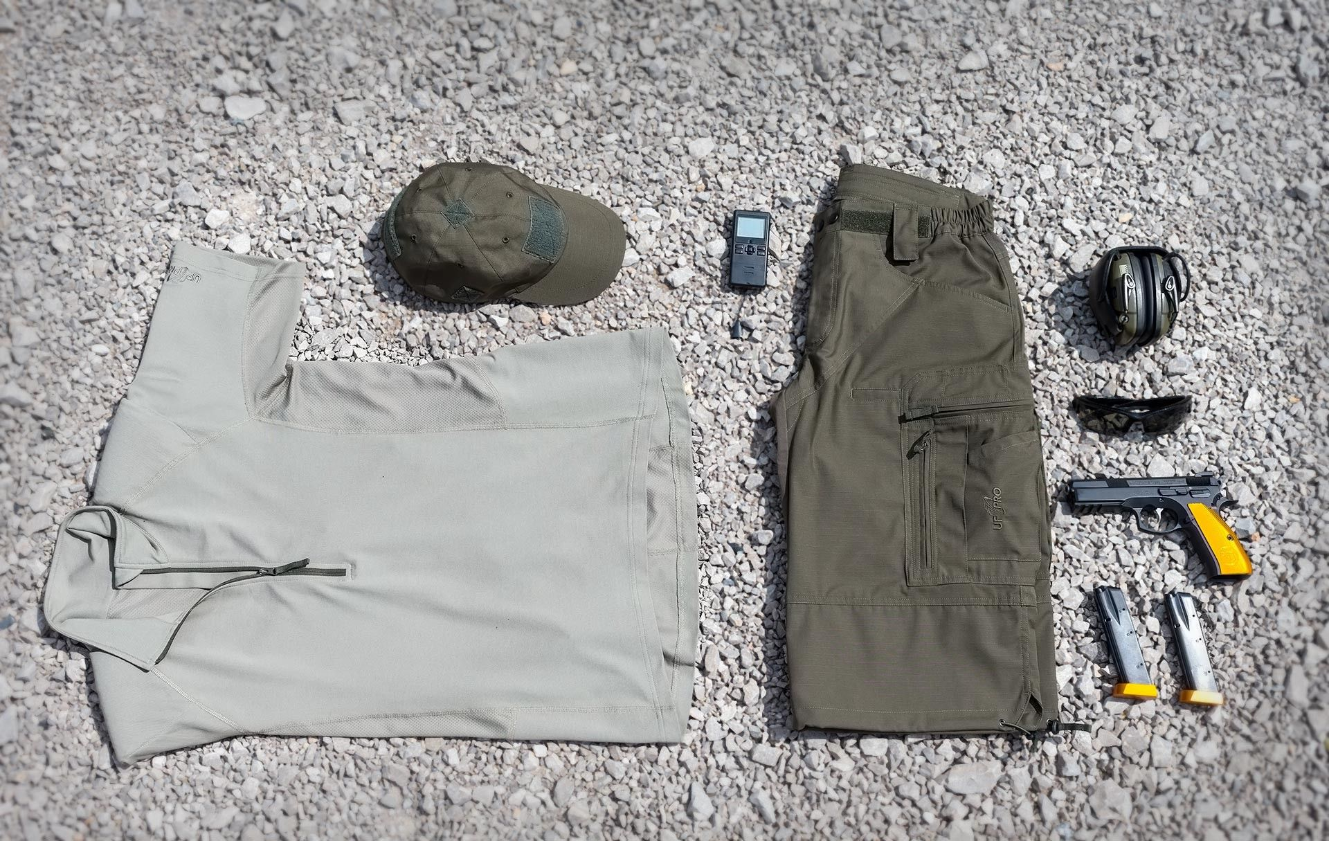 UF PRO® P-40 Summer Gear