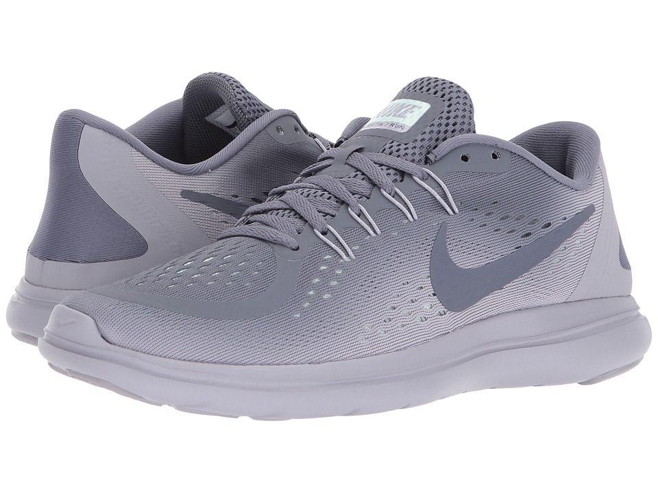 e2c26b36ee8b Nike Flex RN 2017 (Light Carbon Light Carbon) Women s Running Shoes ...