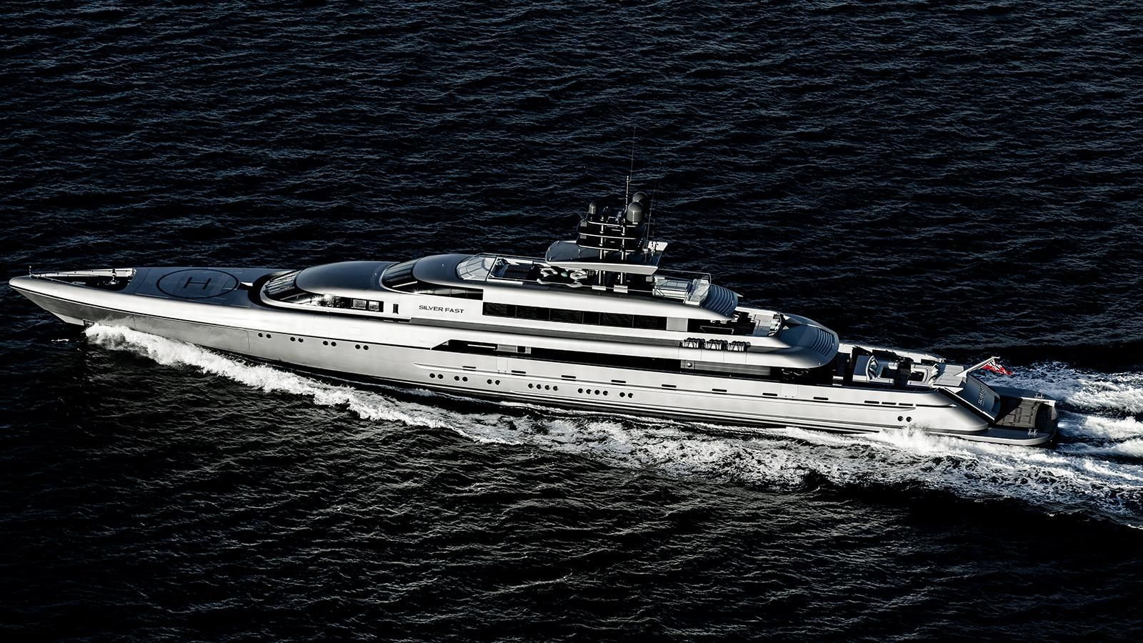 Silveryachts Superyacht Silver Fast For Sale Boat International