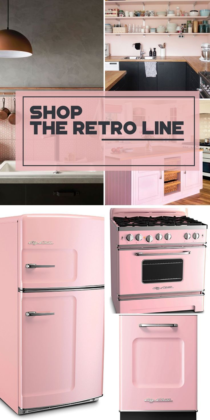 The Retro Kitchen Appliance Product Line | Pinterest