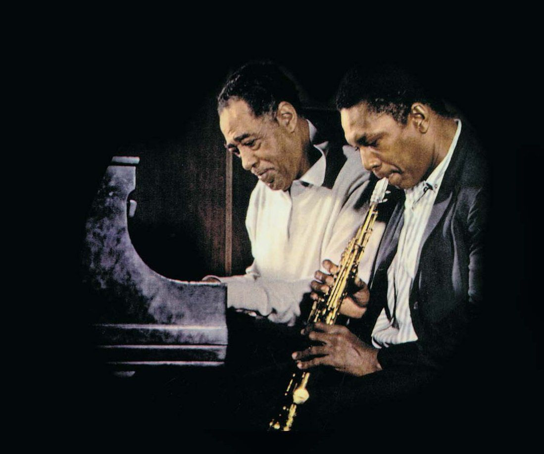 Duke Ellington and John Coltrane, In a sentimental mood #jazz | Jazz  artists, Classic jazz, Jazz musicians