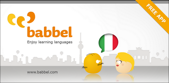 Learn Italian with A great app! Learning