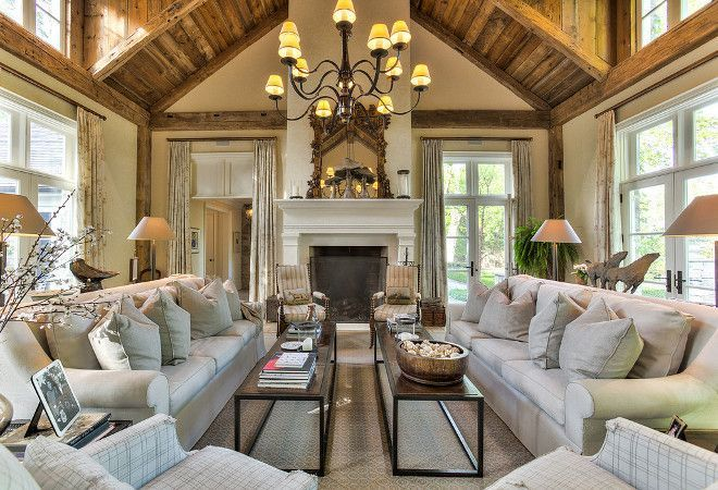 French Country Living Room U2013 Impressive Ideas And Designing Tips