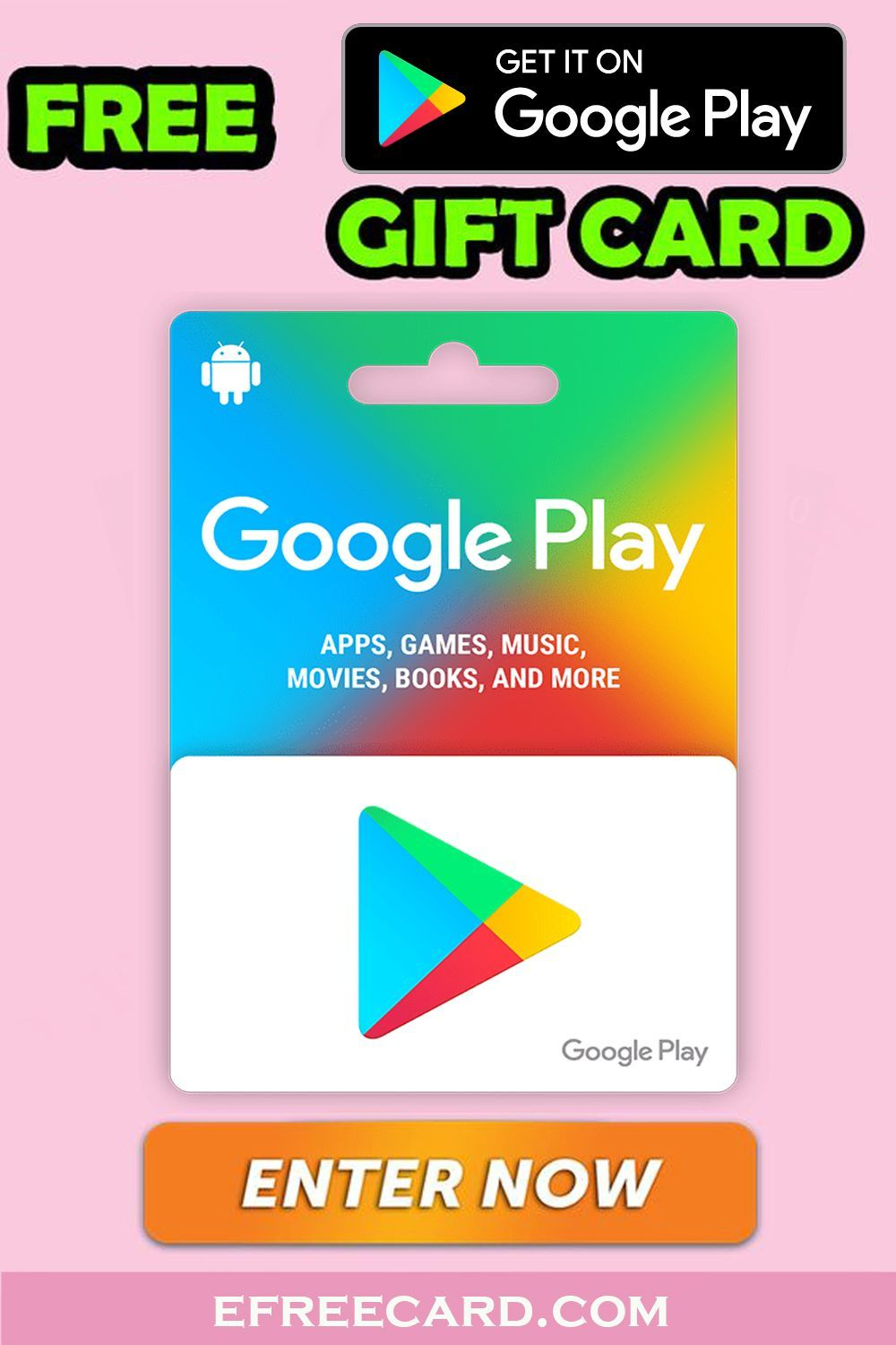 Redeem Code for Playstore - Win #Playstore gift card free ...