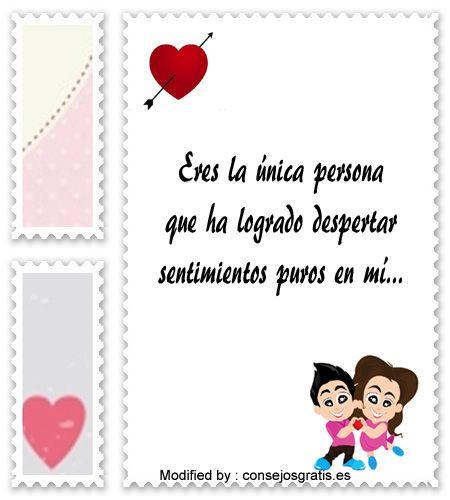 Pin De Patricia Cantariño En Amor Frases Románticas Para