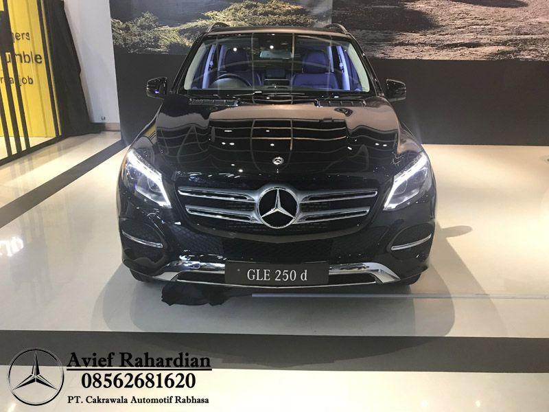 Jual Mercedes Benz Gle 250d Nik 2018 Mercedes Benz