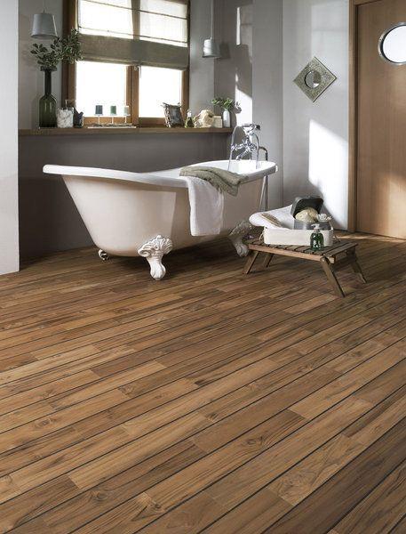 parquet salle de bain | Salle de bain en 2019 | Parquet ...