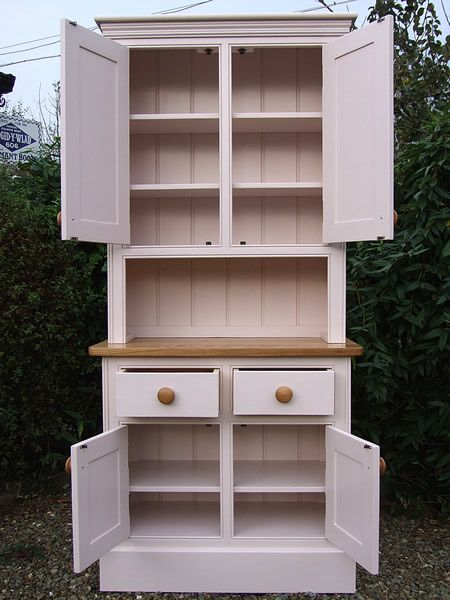 Best Small Kitchen Dresser Painted In Farrow Ball Calamine 400 x 300