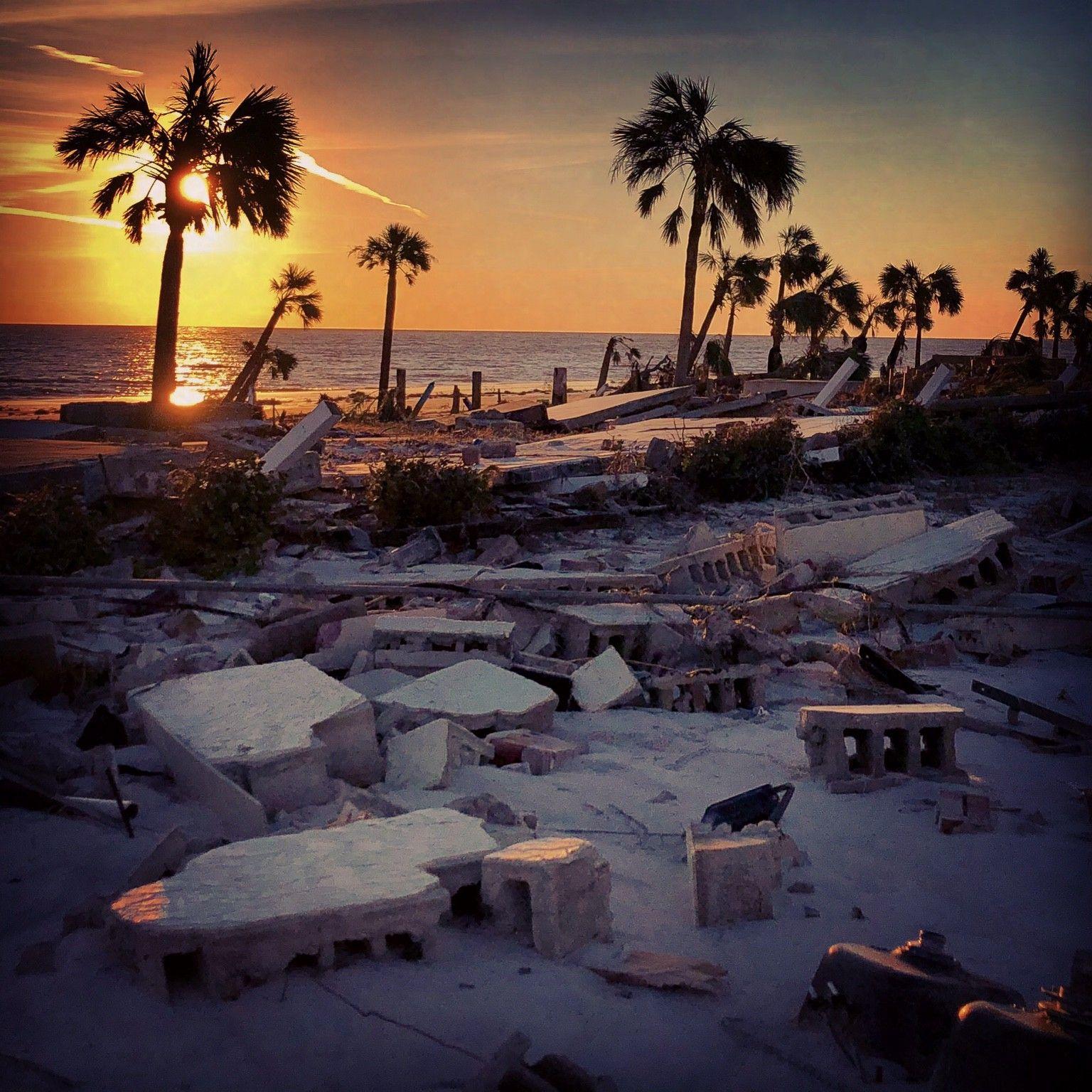 A First Look At Mexico Beach After Hurricane Michael Mexico Beach Fl Mexico Beach Florida Mexico Beach