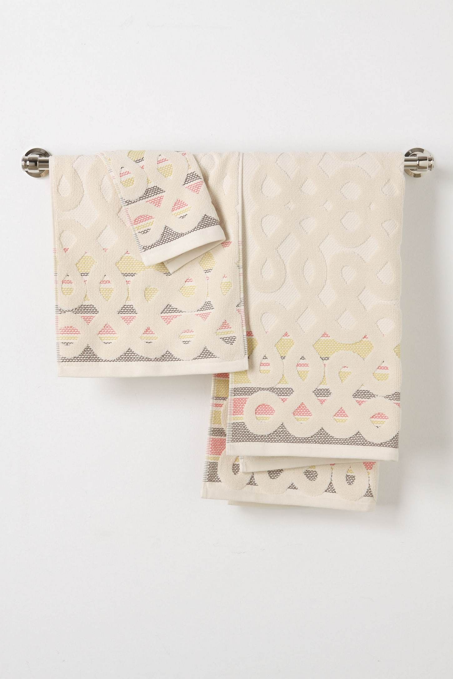 ampersand towels | Joy\'s Wishlist | Pinterest | Towels, House and Bath