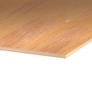 Purebond 1 4 In X 4 Ft X 8 Ft Birch Domestic Plywood 165891 The Home Depot Birch Plywood Plywood Projects Project Panels
