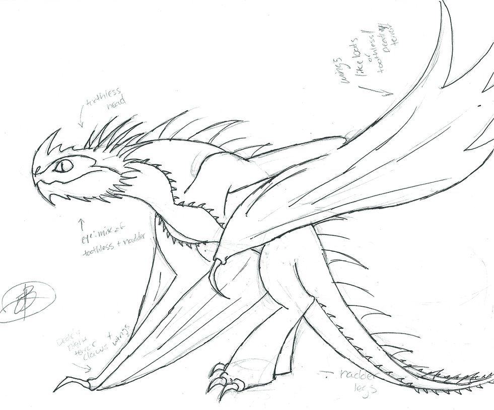 Dragon City Coloring Pages: How To Train Your Dragon Coloring Pages