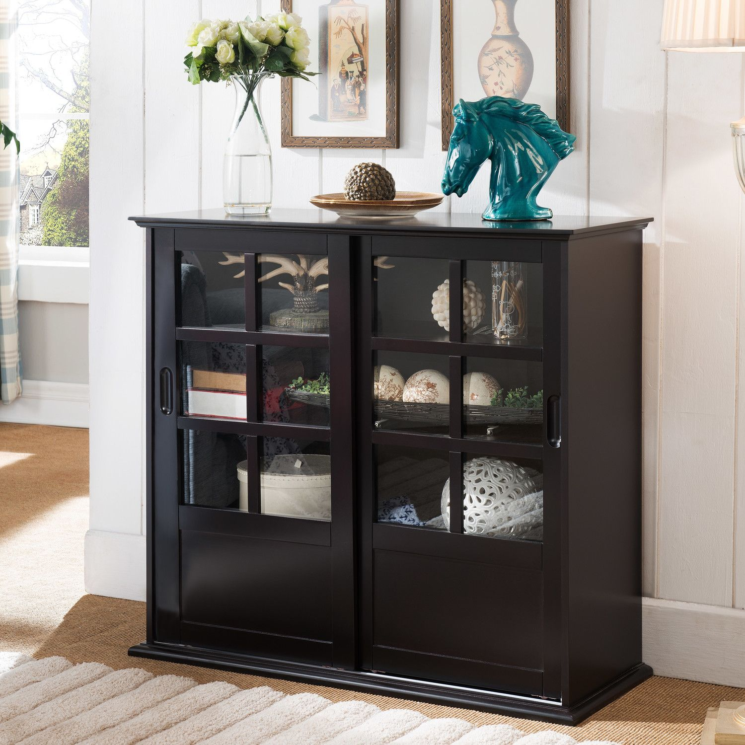 Youll Love The Caledonian Curio Cabinet At Wayfair
