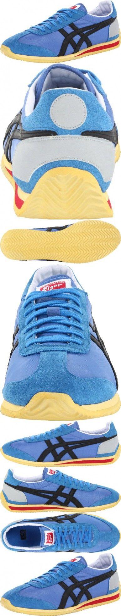Asics Mens Onitsuka Tiger California 78 Vin Shoes In BlueBlack