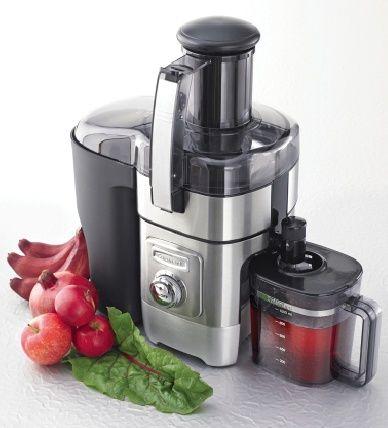 Small kitchen appliances Cuisinart CJE-1000 Juicer, Juice Extractor ...