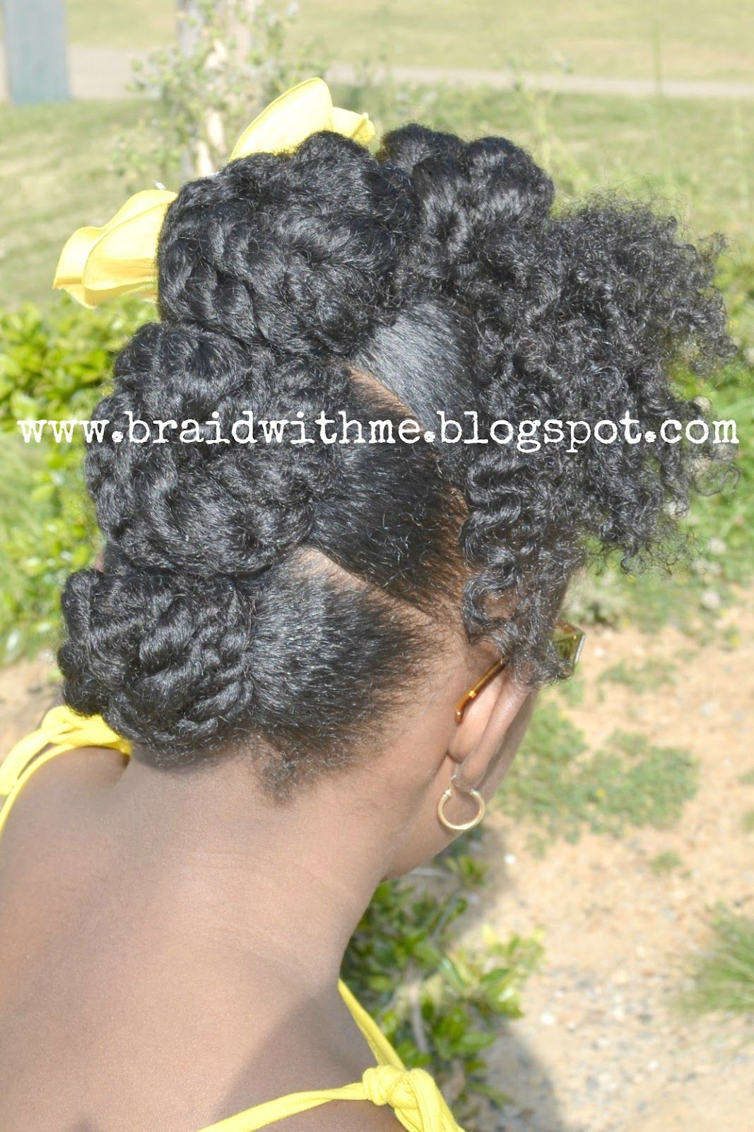 Braid with Me: April Hair Carnival: Copycat Style