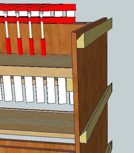 virtual designs in sketchup 3 rolling tool cart