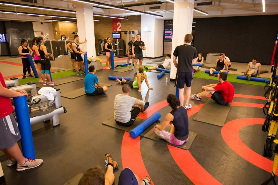 Train With The Trainer Event Facebook Floor Workouts Rubber Exercise Flooring Gym Flooring