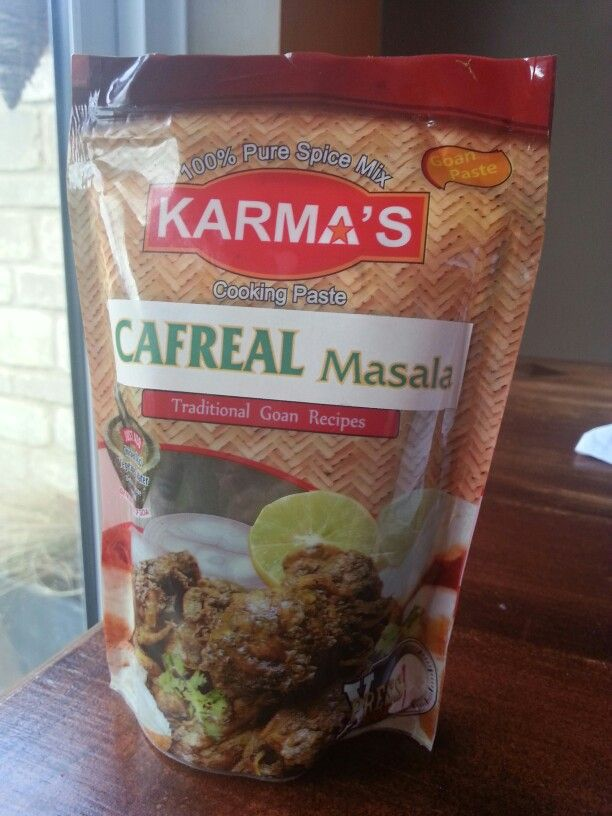 Cheeky little import from goa.  This masala paste is truly delicious.  Just add to your dish all the spices you need. Just made a sauce with one tin of tomatoes, dash of vinegar and a chicken stock cube.
