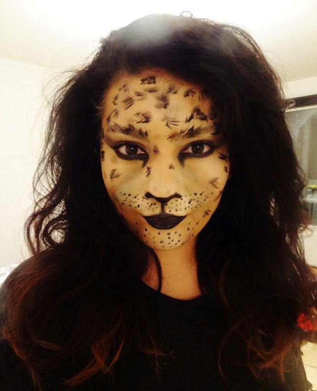 halloween makeup | posted by sorina at 22 24 labels hallowiener ...